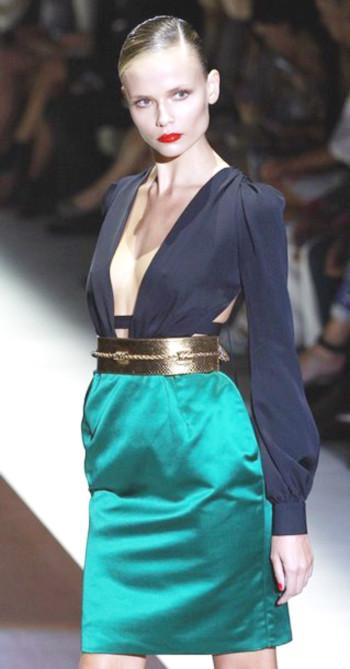 Bộ sưu tập xuân – hè 2011 của Gucci