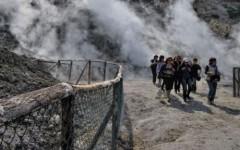 Dự án khoan núi lửa của Ý có thể gây động đất