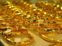 Giá vàng tăng nhẹ trở lại