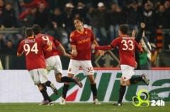 'Hùm xám' Bayern nuốt gọn Roma