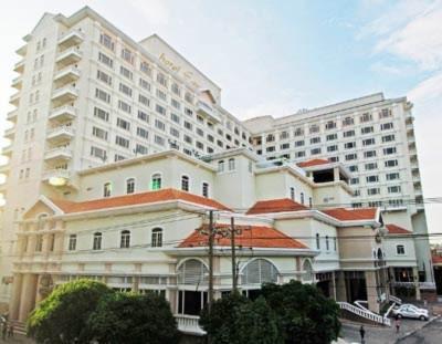 Khách sạn 5 sao trốn thuế hàng tỷ đồng