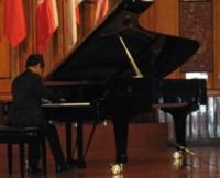Khởi động cuộc thi Piano Quốc tế lần thứ nhất