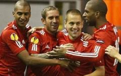 Liverpool khởi động hoàn hảo tại Europa League