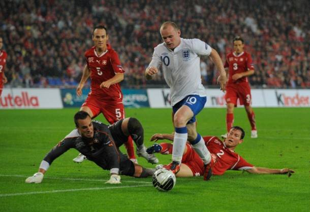 MU xem xét để Rooney nghỉ ngơi trong trận đấu với Everton