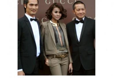 Mỹ nhân Việt khoe vẻ gợi cảm ở dạ tiệc