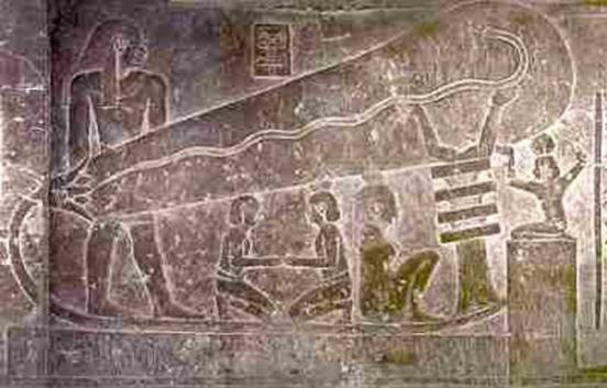 Nền văn minh nhân loại: Bóng đèn điện Ai Cập cổ đại