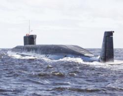 Nga thử nghiệm xong tàu hạt nhân mới nhất