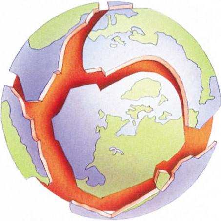 """""""Nhìn"""" vào lòng Trái Đất"""