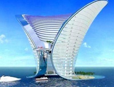 Những khách sạn độc đáo trên thế giới