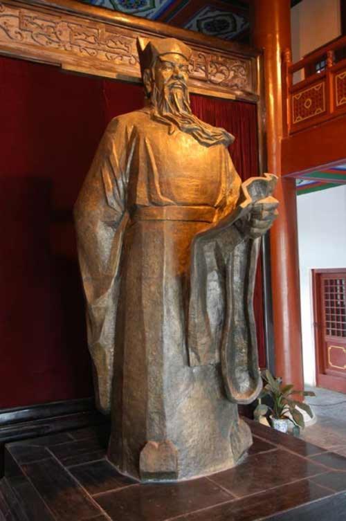 Nơi làm việc của Bao Thanh Thiên, Du lịch, Du lịch Trung Quốc, Phủ Khai Phong, Bao Thanh Thiên, du ngoạn, bí ẩn mộ Bao Thanh Thiên, 7 ngày