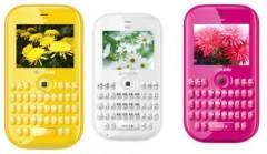 Q-mobile M46-Câu chuyện loài hoa cúc