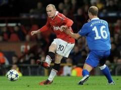 Rooney tái xuất, MU vẫn không thắng