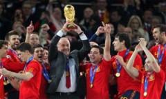 'Tây Ban Nha không phải là vương tướng'