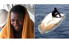 Thoát chết sau 3 tuần lênh đênh trên biển