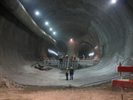 Top 10 đường hầm dài nhất thế giới