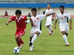 U16 Việt Nam bất ngờ thắng Trung Quốc