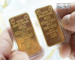 Vàng SJC: 29,92 triệu đồng/lượng