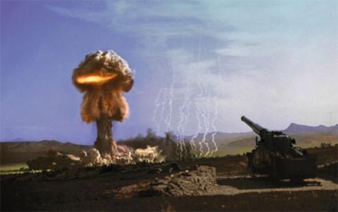 10 ảnh khó quên về các vụ nổ bom nguyên tử