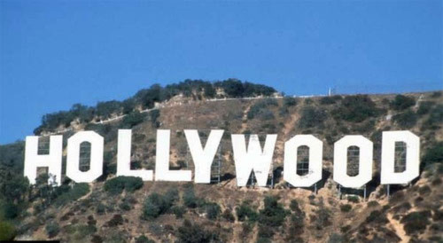 "Tấm biển khổng lồ ""Hollywood"" (Los Angeles, Mỹ)"