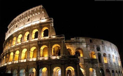 Đấu trường Colosseum (Roma, Italy)