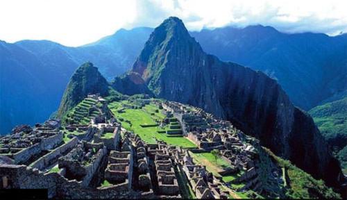 Thành cổ Machu Picchu (Peru)