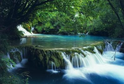 Thác nước tuyệt đẹp ở Croatia