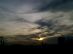 Đám mây hình Rồng phun lửa trên bầu trời Hà Nội