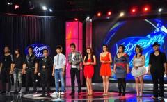 Bán kết Vietnam Idol kết thúc đầy nước mắt