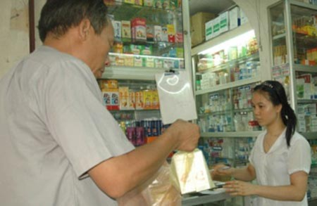 Giá thuốc chữa bệnh vẫn chưa thể kiểm soát