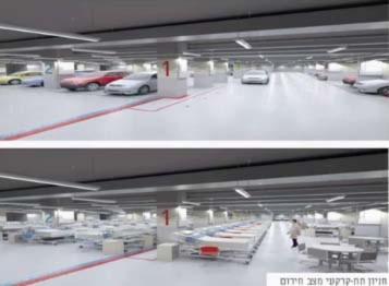 Bệnh viện ngầm lớn nhất thế giới