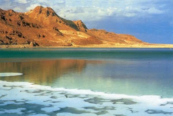 "Biển Chết sắp ""chết""."