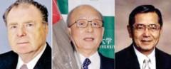 Bộ ba Mỹ - Nhật đoạt Nobel Hóa học
