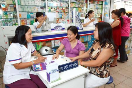 Người bệnh cần được tư vấn trước khi mua thuốc KS để sử dụng (ảnh minh họa).