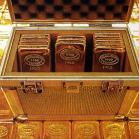"""Căng thẳng tỷ giá có """"bàn tay"""" của vàng?"""