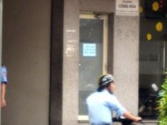 Cắt phá máy ATM, trộm gần 1 tỷ đồng