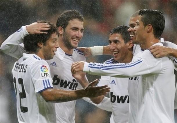 Chấm điểm trận Real (6-1) Deportivo: Bộ tứ huyền ảo