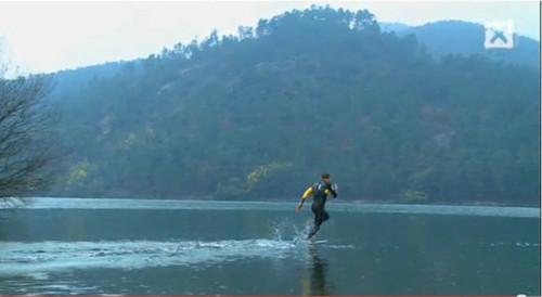 Chạy trên mặt nước
