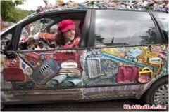 Chiếc xe 'thời trang' nhất thế giới