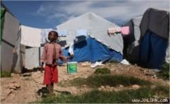 """""""Cơn ác mộng"""" dịch tả Haiti đã lan tới thủ đô"""