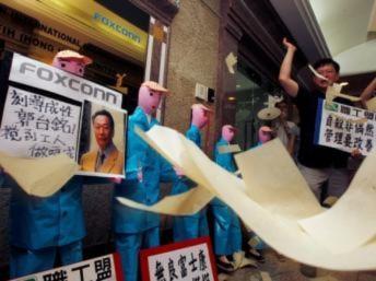 Công nhân Trung Quốc trỗi dậy buộc đảng Cộng sản nhượng bộ
