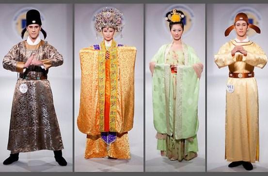Cuộc thi Hán phục lần thứ 3 của Đài truyền hình Tân Đường Nhân được tổ chức ngày 16 tháng 10