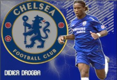 Drogba vắng mặt tại trận gặp Aston Villa