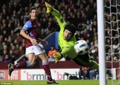 Dư âm Aston (0-0) Chelsea: Hút chết tại Villa Park
