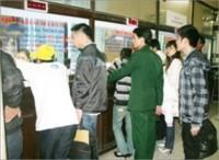 Ga Hà Nội bắt đầu bán vé tàu Tết từ 1/11