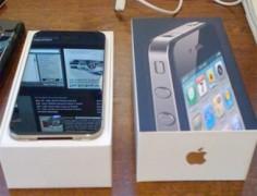 Giá iPhone 4 xách tay lại giảm