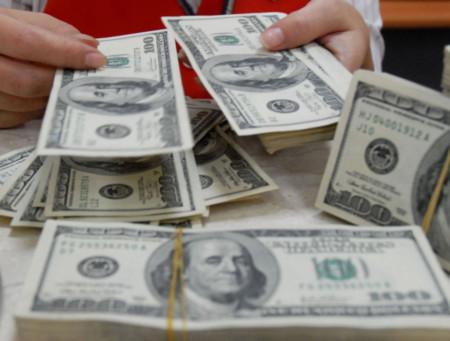 Giá USD bất ngờ nhảy vọt