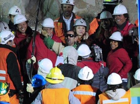 Giải cứu 33 thợ mỏ Chile.