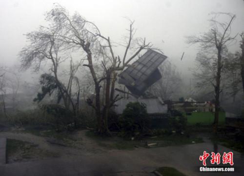 Hình ảnh Philippines điêu tàn bởi siêu bão