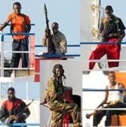 Hoạt động cướp biển gia tăng