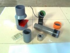 Hướng dẫn làm kính hiển vi điện tử bằng webcam
